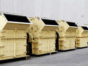sand crusher manufacturers in india