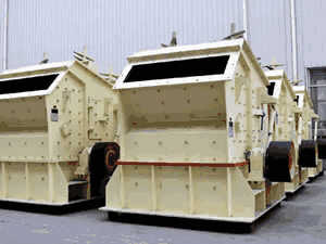 sand crusher machine USA made