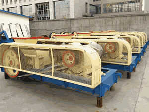 Crushing equipmentOre beneficiation equipmentPowder