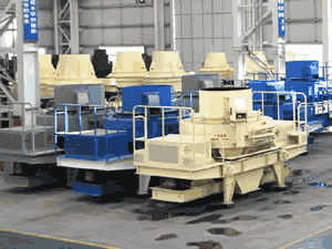 primary and secondary stone crusher in india