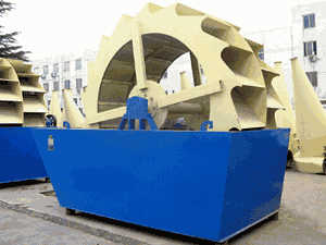 various types of crushing machine