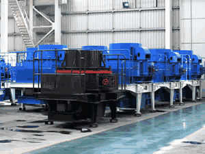 crusher machine manufacturers for iron ore