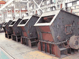 Crushers for Mining Nelson Machinery Equipment Ltd