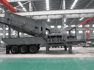 Crushing Plant Indonesia
