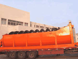 Home Yantai Jinpeng Mining equipment ore dressing