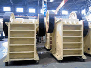 sand manufacturing crusher