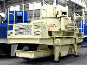 5 Types Crushing Equipments For Sand And Aggregate MC