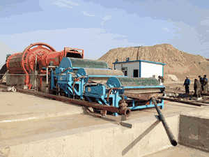Copper Ore Beneficiation Process Machines