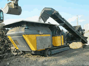 Ballast Making MachineStone Crusher Machine