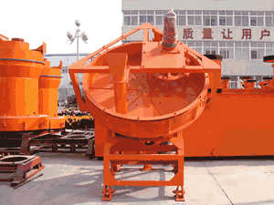 Machines In Copper Rock Beneficiation