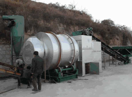 Sokoto low price environmental ilmenite industrial dryer