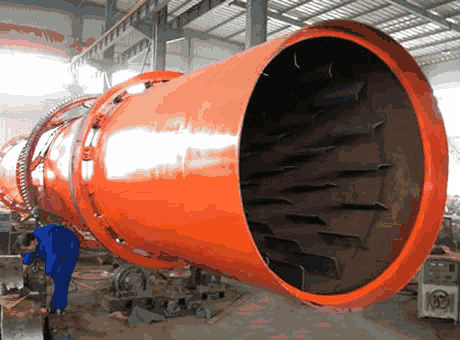 efficient medium ilmenite industrial dryer manufacturer in