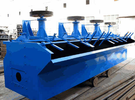 high end new river sand iron ore processing line