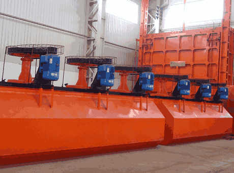crusher machine iron ore malaysiafroth flotation of
