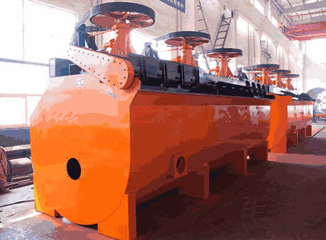 Flotation Equipment for the Mining Industry