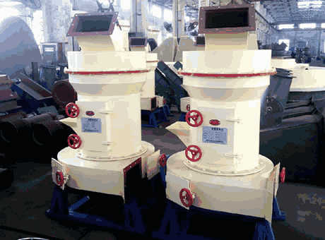 Calcium Carbonate Grinding Machine Manufacturer