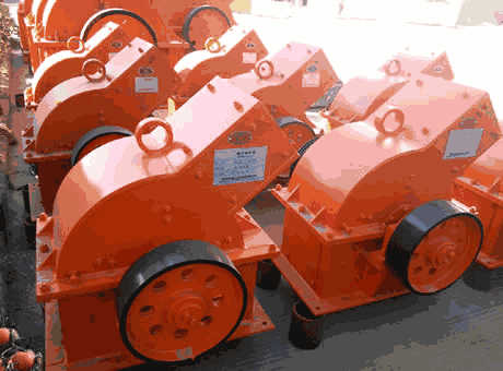 Hammer Crusher Stone Crushing Equipment China