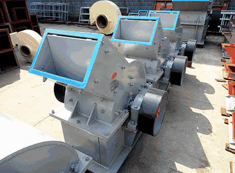 OneNDone Cage Mill Crusher Stedman Machine Company