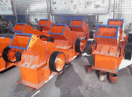 Large Capacity And Low Power Concrete Hammer Crusher