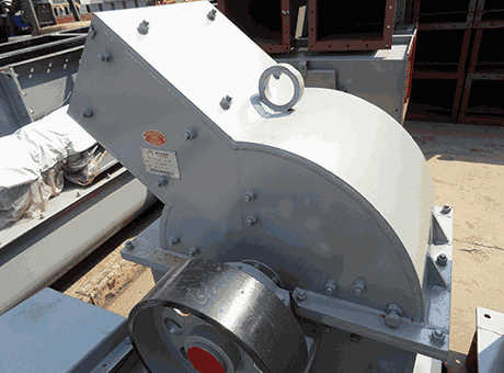 calcium carbonate hammer mills in india