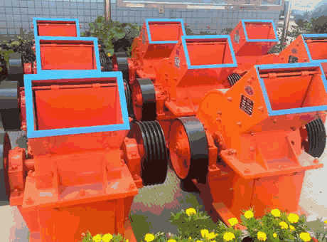 Hammer Mill Crusher Grinder