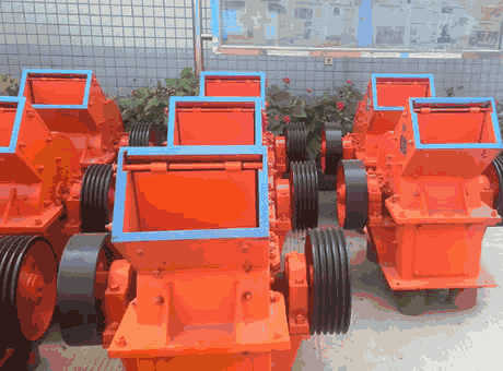 hammer type coal crushers working principle examples in