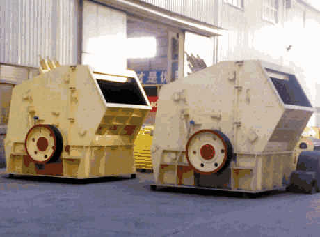 Impact crusher and screening plant