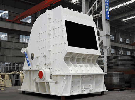 efficient environmental sandstone impact crusher