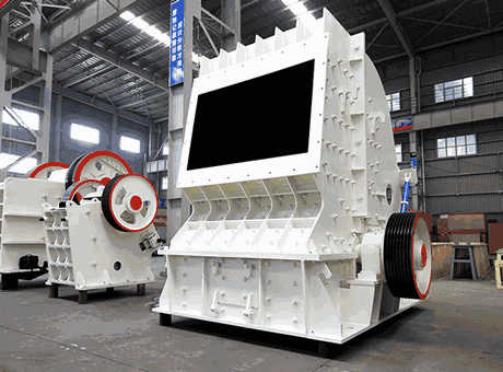 CI6X Series Impact Crusher To Buy Kaolin Processing Plant