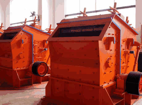 Pcl Vertical Shaft Impact Mining Mill
