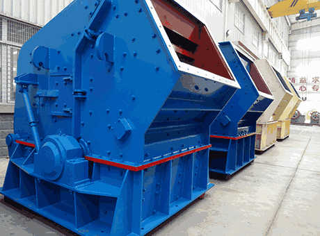Azoppo efficient new gangue impact crusher sell at a loss