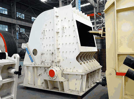 Impactor Crusher Ic