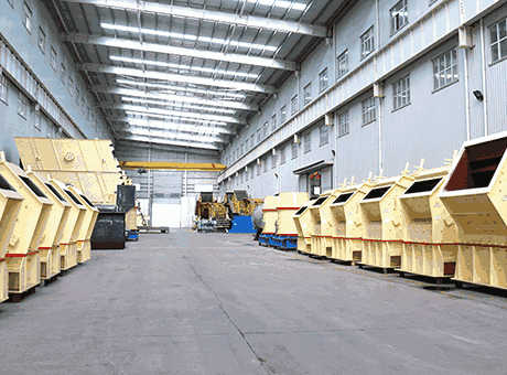 PFW Impact Crusher Structure And Working Principle