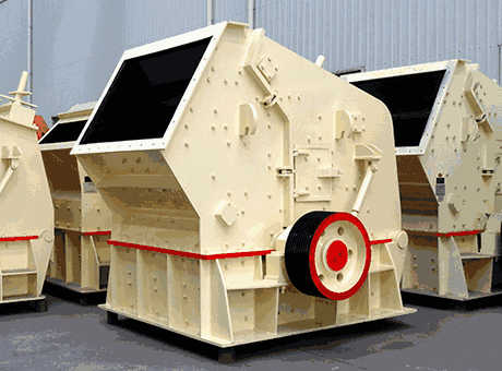 Impact Crusher for Sale with 30800 th Processing Capacity