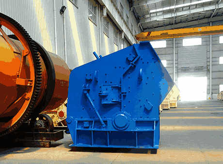 Gravel Station Used Good Performance Impact Crusher