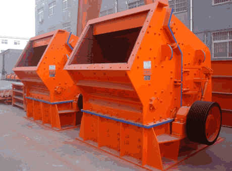 I140RS Impact Crushing Machine Horizontal Impactor