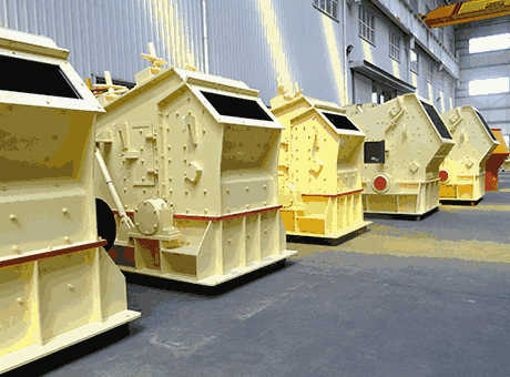 Hammer crusher for gypsum rock processing