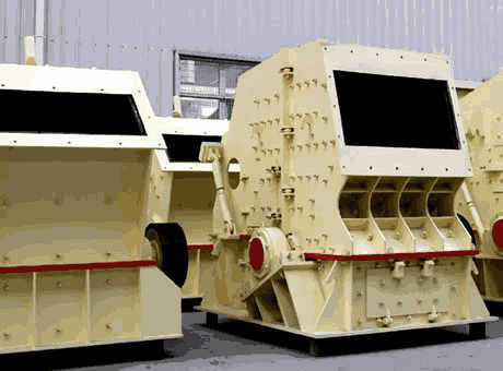 pennsylvanian impact crusher