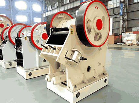 different parts of jaw crusher