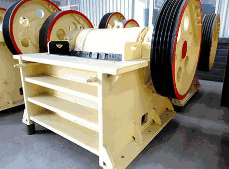 Kinematics Of The Single Toggle Jaw Crusher Pdf