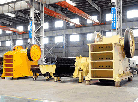 double cavity jaw crusher design