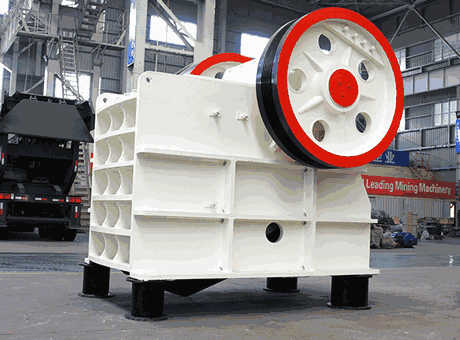 quartz mineral sand jaw crusher