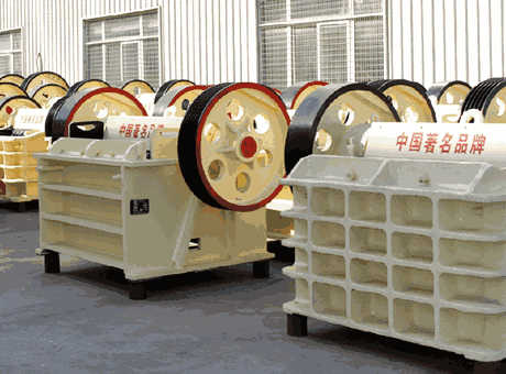 Cebu Supplier Of Disposable Jaw Crusher