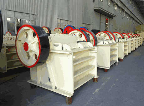 rock jaw crusher for mining production line