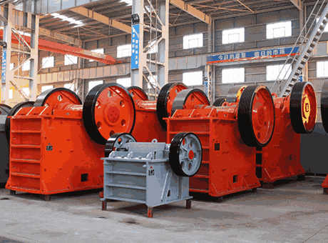 Improving jaw crusher safety WEG