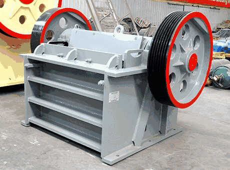 Double Toggle Plates Jaw Crusher
