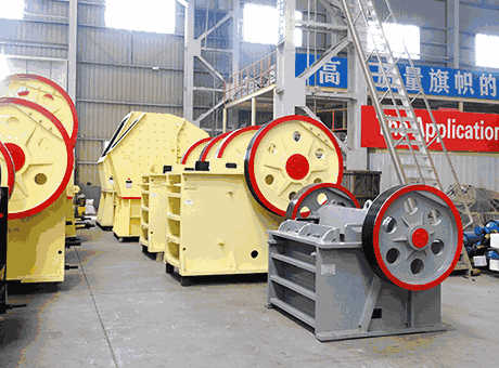 jaw crusher cone crusher