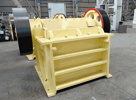 High Manganese Jaw Crusher Casting Parts Pegson Swing Jaw