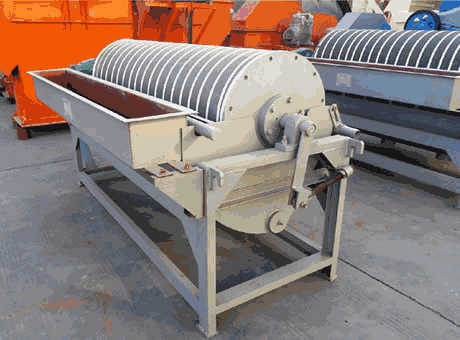 vibrating screens to separate clay