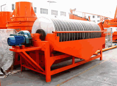 Crusher company magnetic separator factory vibrating